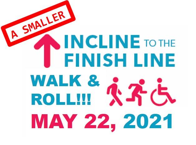 2021 Walk & Roll logo