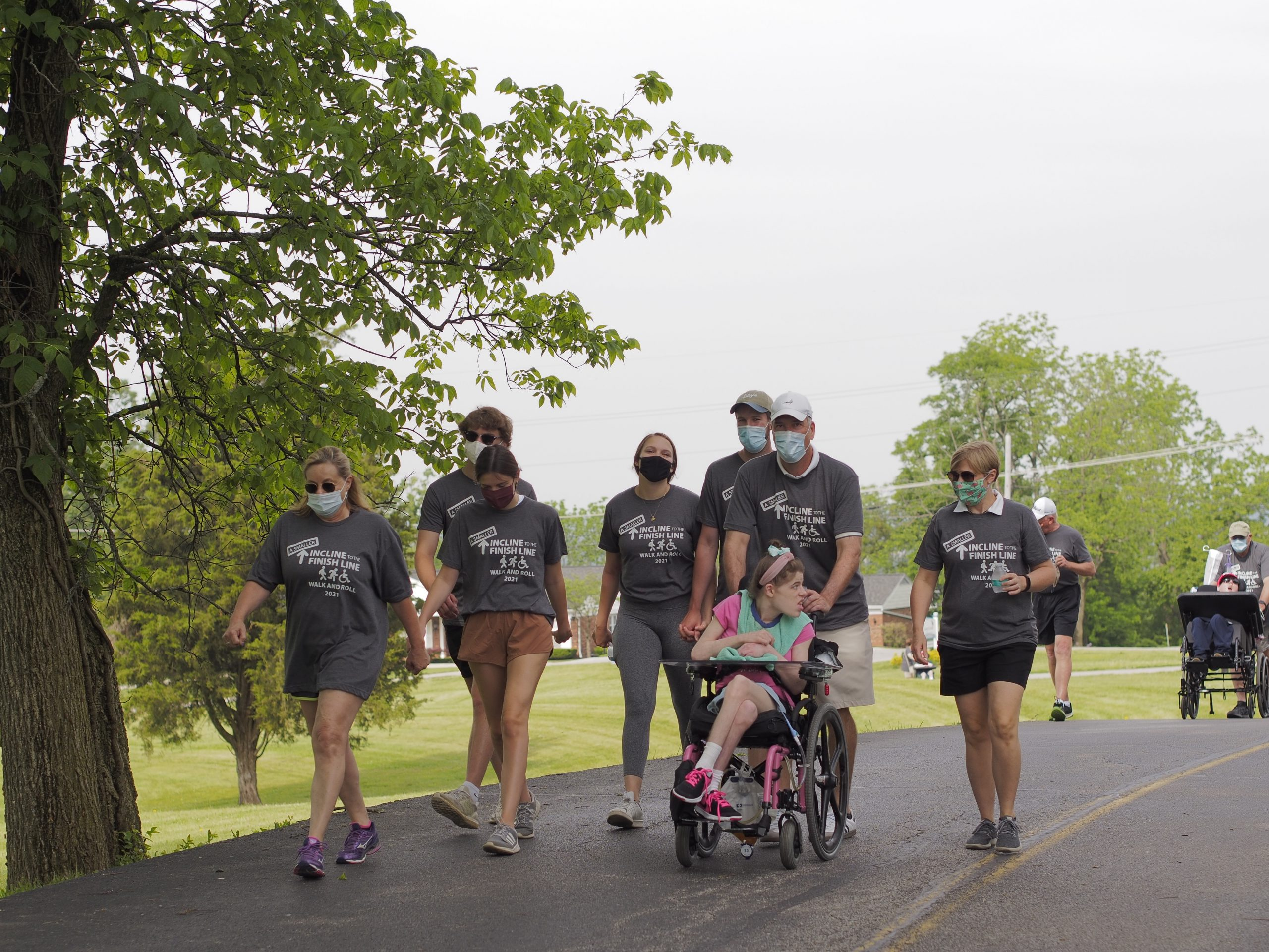 Walk and Roll 2021